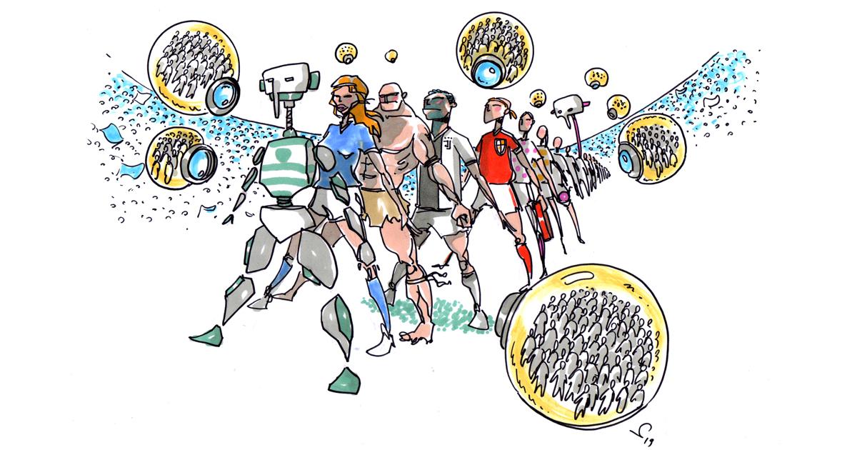 Placing sports bets in Vegas - Albachiara